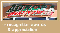 Mississauga awards and appreciation for best butcher shop
